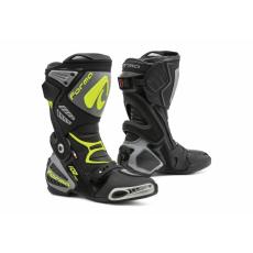 Moto boty FORMA ICE PRO černo/šedo/neonově žluté
