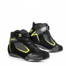 Moto boty ELEVEIT VENTEX AIR černo/žluté