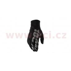 rukavice HYDROMATIC, 100% (černá)
