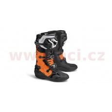 boty ALPINESTARS TECH 10 2021, KTM (černá/oranžová)