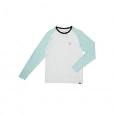 Dětské triko Volcom Pen Bsc s Resin Blue