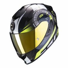 Moto přilba SCORPION EXO-1400 AIR TORQUE neonově žlutá