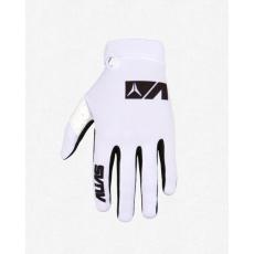 Motokrosové rukavice ALIAS MX AKA LITE bílé 2838-000