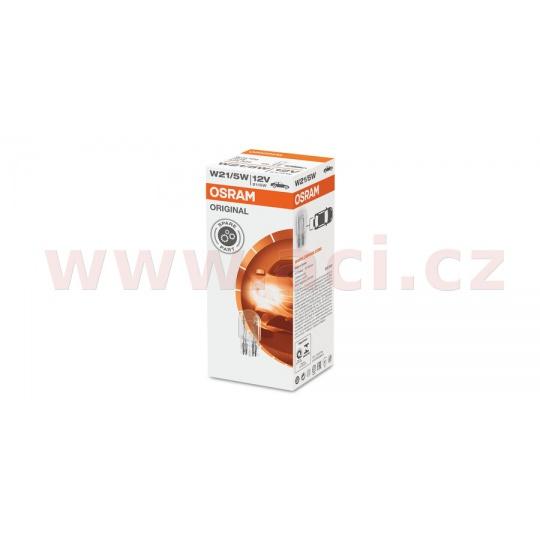žárovka 12V 21/5W (patice W3x16q) OSRAM