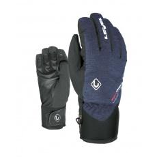 Pánské rukavice Level Force Blue-Grey 8.5 -