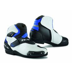Moto boty TCX ROADSTER 2 AIR bílo/černo/modré