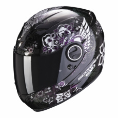 Moto přilba SCORPION EXO-490 DIVINA černý chameleon