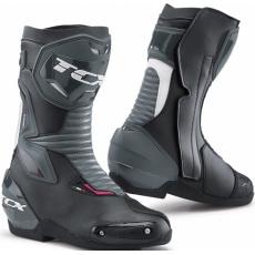 Dámské moto boty TCX SP-MASTER LADY černo/bílé