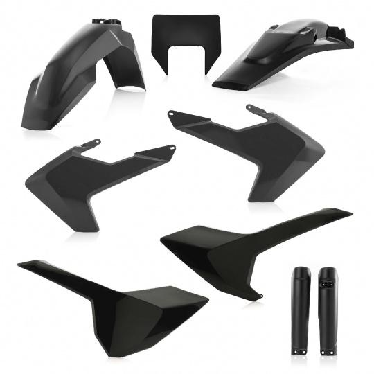 Acerbis plastový plastový full kit HQ TE/FE 17/19