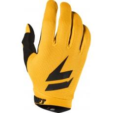 Pánské rukavice Shift Whit3 Air Glove Yellow