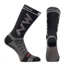 Cyklo ponožky Northwave Extreme Pro ocks Black/Grey