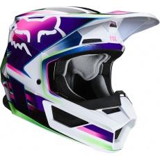 Dětská helma Fox Yth V1 Gama Helmet, Ece Multi