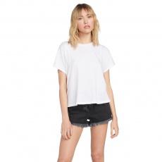 Dámské triko Volcom Burny s White