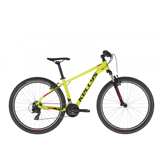 "KELLYS Spider 10 Neon Yellow S 27.5"" *"