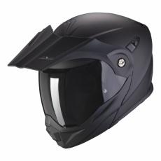 Moto přilba SCORPION ADX-1 solid černá matná