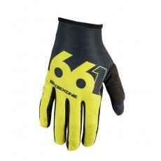 661 Comp Slice rukavice - Chartreuse/Black