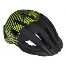 KELLYS Přilba DAZE black green L/XL