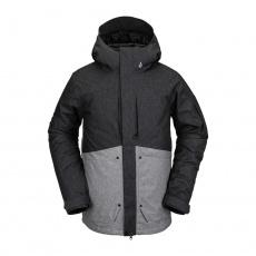 Pánská bunda Volcom Scortch Ins Jacket Black Static