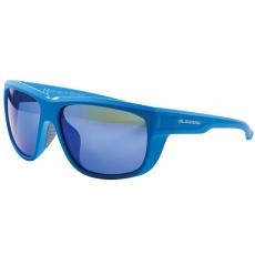sluneční brýle BLIZZARD sun glasses PCS707130, rubber bright blue, 65-18-140
