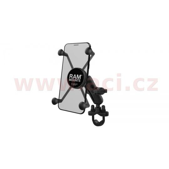 kompletní sestava držáku X-Grip pro větší mobilní telefony, šíře od 45 mm do 114 mm, RAM Mounts