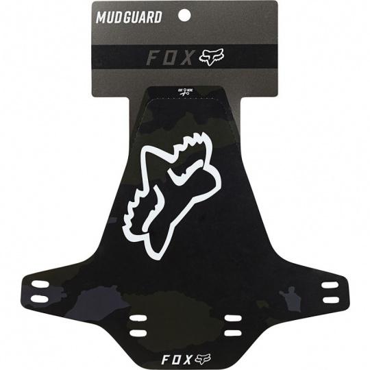 Blatník Fox Racing Mud Guard Green Camo