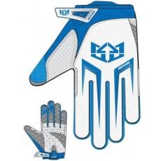 Royal Racing PRO rukavice bílé/modré