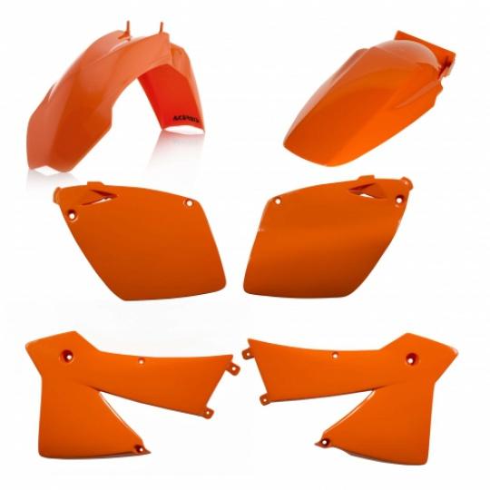 ACERBIS plastový kit KTM EXCF 400/530/450/500 03,SXF 450/525 03