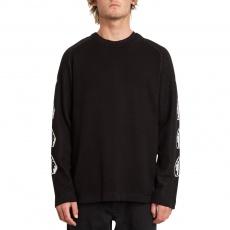Pánský svetr Volcom Volcom X Girl Sweater Black