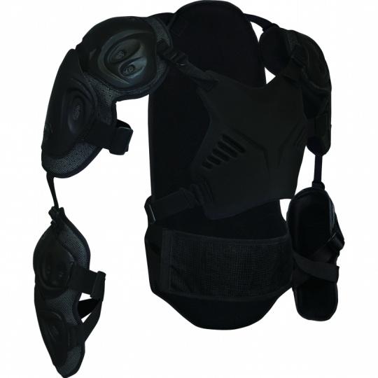 IXS ochranná vesta Assault EVO černá