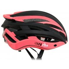 helma RH+ Z2in1, matt black/shiny salmon
