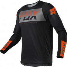 Pánský dres Fox 360 Afterburn Jersey Black