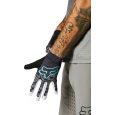 Pánské rukavice Fox Flexair Glove Teal