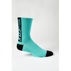 "Cyklo ponožky Fox 6"" Ranger Sock Teal"
