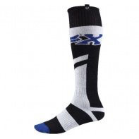 Pánské MX ponožky Fox Racing Fri Thin Anthem Sock Blue