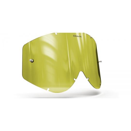 plexi pro brýle HZ/GMZ/GMZ2/GMZ3, ONYX LENSES (Hi-Vis žluté s polarizací)