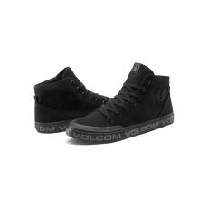 Pánské boty Volcom Hi Fi Shoe Blackity Black
