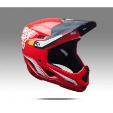 URGE Deltar helma - Red - červená