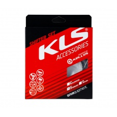 KELLYS Shifter set KLS stainles steel