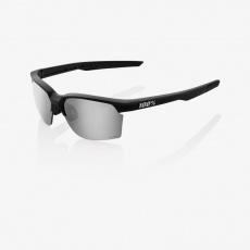 Sportcoupe Matte Black - HiPer Silver Mirror Lens