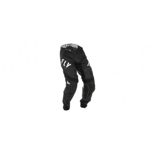 kalhoty LITE 2020, FLY RACING (černá/bílá)