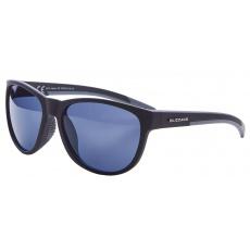 sluneční brýle BLIZZARD sun glasses POLSF701110, rubber black, 64-16-133