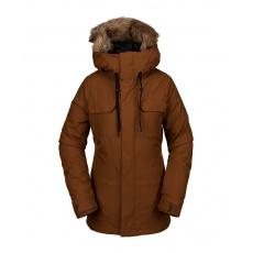 Dámská bunda Volcom Shadow Ins Jacket Copper