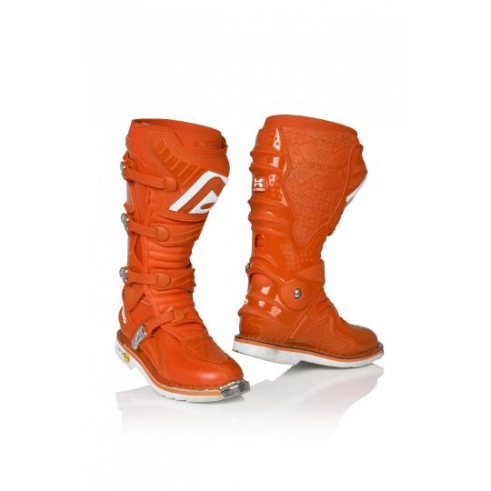 ACERBIS motokros boty X-MOVE 2.0 oranž oranž