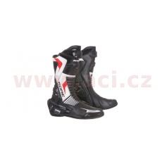 boty Sport, KORE (černé/bílé/červené)