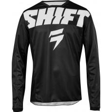 Pánský MX dres SHIFT Whit3 York Jersey Black