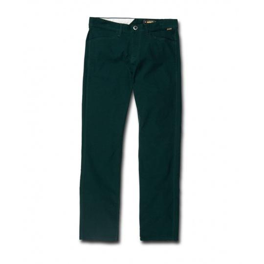 Pánské kalhoty Volcom Vsm Gritter Modern Evergreen