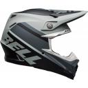 otocyklová přilba Bell Bell oto-9 ips Prophecy Helmet t Gray/Black/White