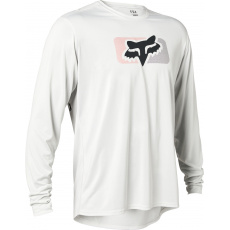 Pánský dres Fox Ranger Ls Jersey Switch Light Grey