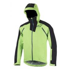 Alpinestars All Mountain 2 WP Jacket bright green black vel. M