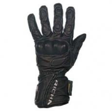 Dámské moto rukavice RICHA RACING WATERPROOF černé